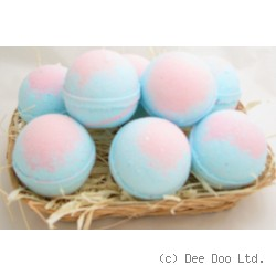 Baby Powder Medium Bath Bomb