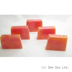 Orange Soap Slice