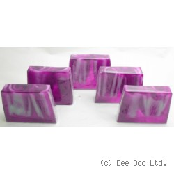 Passion Fruit Soap Slice